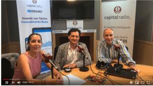 Entrevista en Capital Radio - Opteven Iberia - Garantía Mecánica